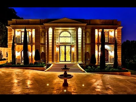 The most luxurious beautiful houses in the world youtube for Beautiful house video