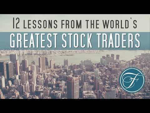 PREVIEW: 12 Lessons From The World's Greatest Stock Traders - Jerry Robinson