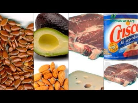 Good, Great, Bad, & Killer Fats