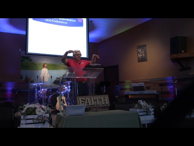 Champions for Jesus by pastor Don Gregory