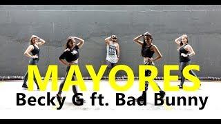 Mayores - Becky G ft. Bad Buuny - Coreografia l Cia Art Dance l Zumba®