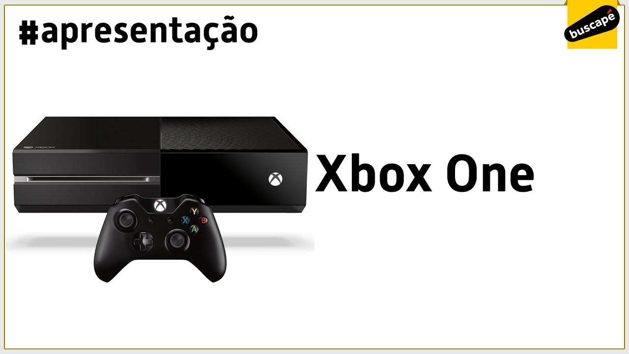7249dee48 Microsoft Xbox One - Apresentação - YouTube