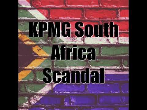 KPMG South Africa Scandal
