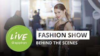 Fashion Show Livestream - Behind the Scenes