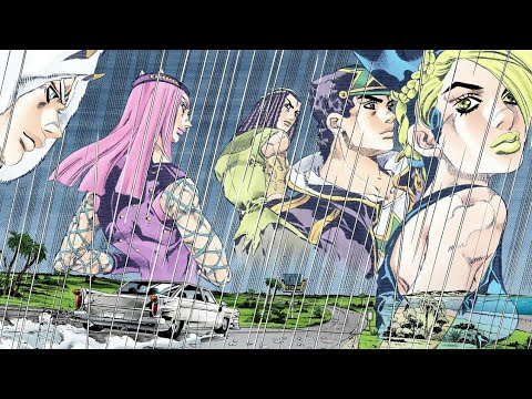 The End of the Jojo Universe - Stone Ocean MMV - HD