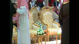 حفل تدشين وضع حجر الأساس لمبنى الجامعة العربية المفتوحة - المدينة المنورة