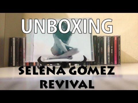 Unboxing: Selena Gomez - Revival (Deluxe Edition)