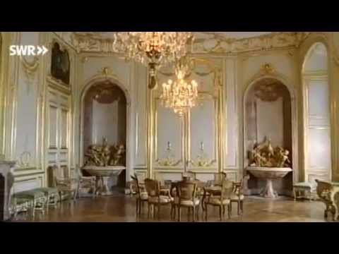 Palace Falkenlust In Brühl Germany | Palace Augustusburg | German Rococo  Interiors   YouTube