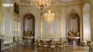 Palace Falkenlust in Brühl Germany | Palace Augustusburg |  German Rococo Interiors