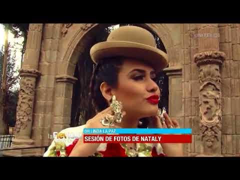 Tuvo Nataly Sesión Fotos De Una Como Paceña Vestida Hermosa Cholita UVSGMzqp