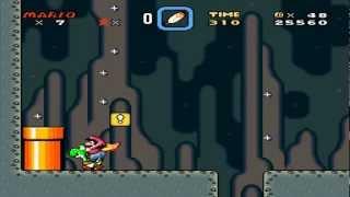 Série Nostalgia - Super Mario World #Parte 02 (SNES)
