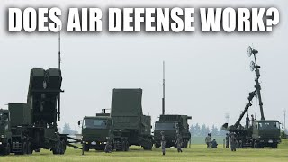 How Effective Are Modern Air Defenses?