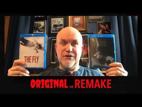 Original vs Remake : The Fly