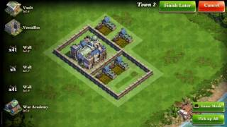 Dominations Tutorial - Base Building Tips