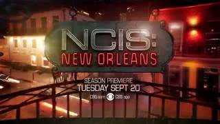 NCIS New Orleans Season Three Promo