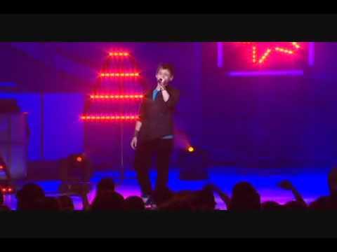Luke Benward - Ishine Live - Get Up