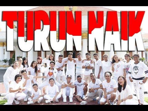 TURUN NAIK DANCE - SAYKOJI/FRESHBOY/BLASTA RAP | TAKUPAZ feat KASUARI | Diego Takupaz Choreography