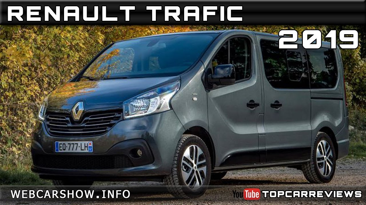 2019 renault trafic review rendered price specs release date youtube. Black Bedroom Furniture Sets. Home Design Ideas