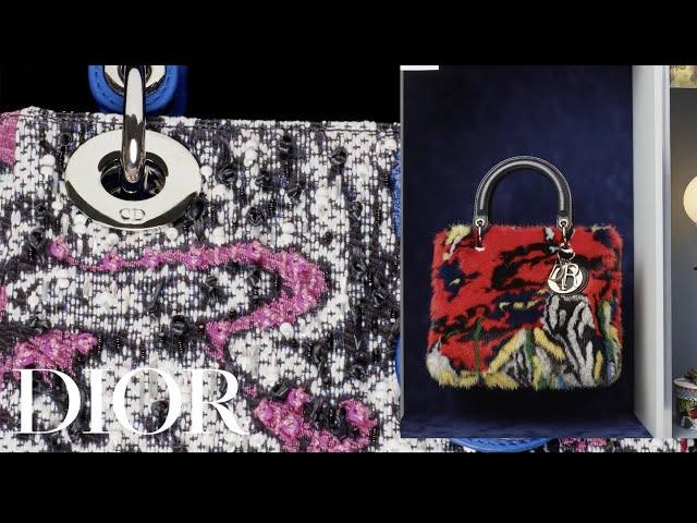 Dior Lady Art : Interview with Namsa Leuba