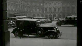 1933 Renault Vivastella