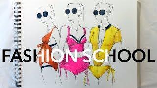 How to Prepare for Fashion Design School