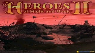 Heroes of Might and Magic 2 gameplay (PC Game, 1996)
