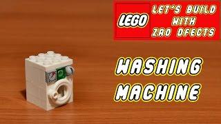 Lego Let's Build - Washing Machine