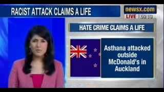 Indian origin teacher Tarun Asthana dies after merciless attack in New Zealand - NewsX