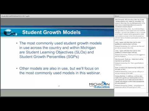 Educator Evaluation: What is Student Growth?