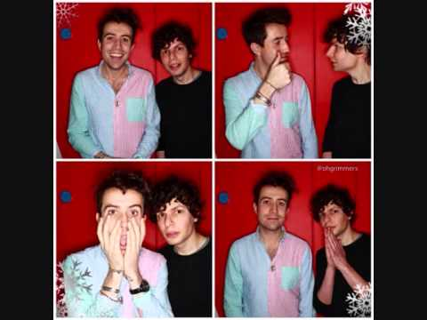 Simon Amstell on the Radio One Breakfast Show with Nick Grimshaw