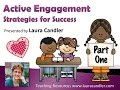 Active Engagement Strategies Webinar Part One