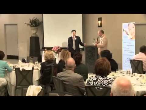 Jeunesse Luminesce Q&A with Dr Nathan Newman by Richard Soup Campbell