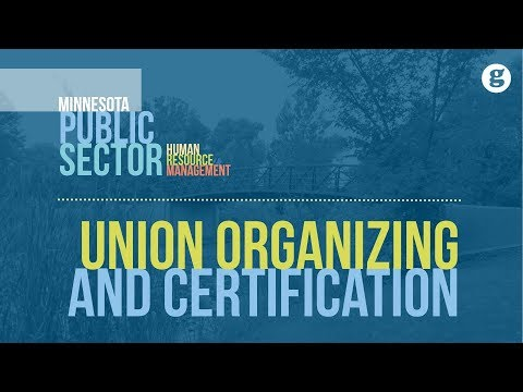 Union Organizing and