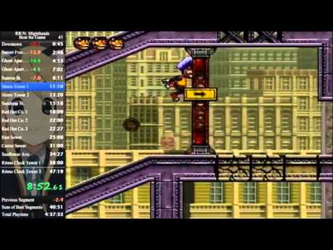 Rocky Rodent Speedrun in 40:51 [World Record]