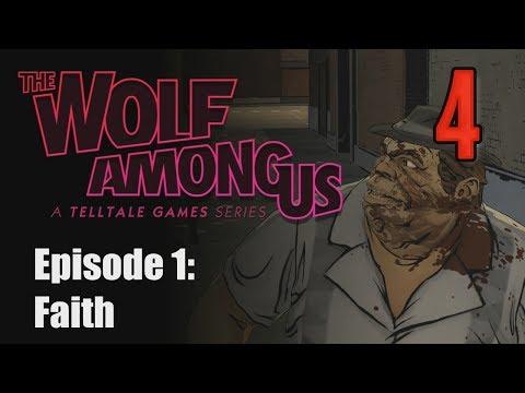 The Wolf Among Us [04] Episode 1 - Faith w/YourGibs - CHASING TWEEDLEDEE AND TWEEDLEDUM