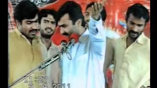 Zakir Qazi Waseem Abbas 2012.Qasida :Noroz Ho Mubarik ,Sub Sahibay Aimaan ko..