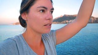 Insanely Beautiful Views and The Calmest Seas Sailing Vlog 83 Sailing Ruby Rose