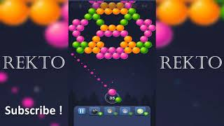 Bubble Pop! Puzzle Game Legend - ALL LEVELS - iOS/ANDROID Gameplay screenshot 5