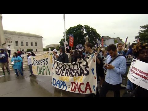 Supreme Court rules on affirmative action, immigration cases