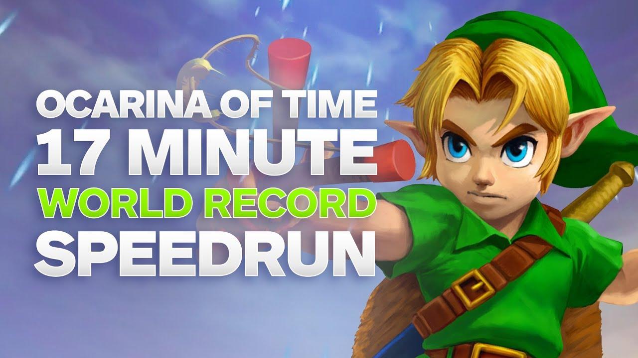 Top Zelda: Ocarina of Time Speedrunner Nails Insane Record
