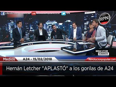 El director del Centro de Economía Política Argentina cruzó a los periodistas de A24