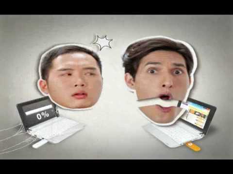 U Mobile ~ U Broadband (Chinese Version)