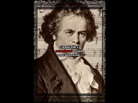 """Beethoven - Symphony No. 9 """"Choral"""" - IV. Finale movement : """"Ode To Joy"""""""