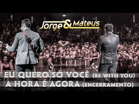 Jorge e Mateus -Encerramento - [Novo DVD Live in London] - (Clipe Oficial)