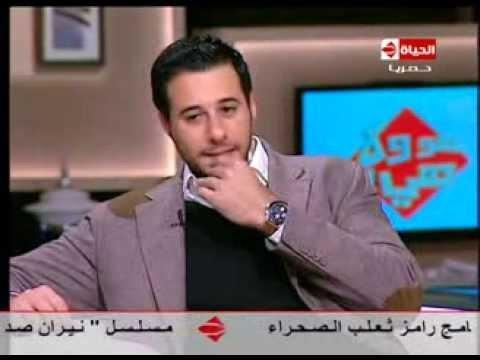 هو ولا هي - رزان لأحمد السعدنى: لو حد عاكس مراتك هتعمل ايه؟ - أحمد السعدنى: هضرب أمه