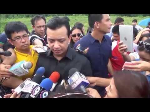A tour inside 'Hacienda Binay' with 'owner' Antonio Tiu