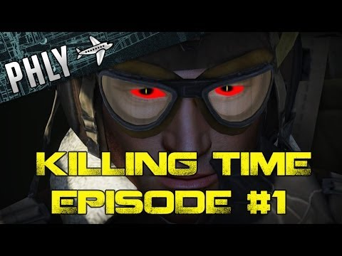 War Thunder Gameplay- Killing Time Episode #1 With BaronVonGamez!