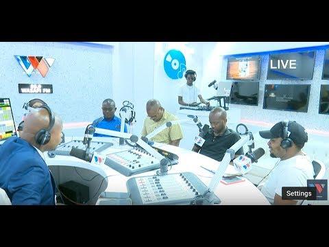 #LIVE : SPORTS COURT NDANI YA 88.9 WASAFI FM - NOV 13. 2019