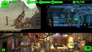 Fallout Shelter - Deathclaw Preparation - How to prepare for a Deathclaw invasion - Strategy/Guide