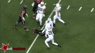 Cardale Jones Vs  Penn State 2015